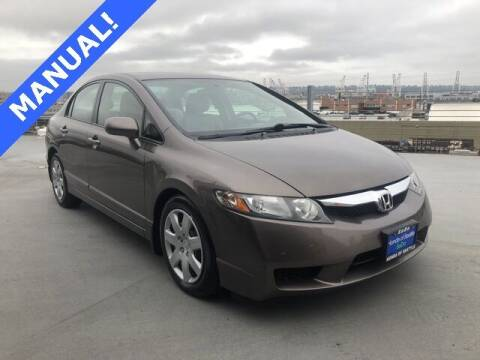 2010 Honda Civic for sale at Honda of Seattle in Seattle WA