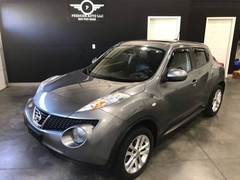 2012 Nissan JUKE for sale in Vancouver, WA
