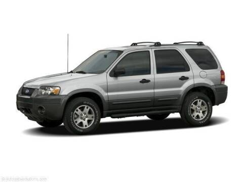 2005 Ford Escape for sale at Terry Lee Hyundai in Noblesville IN