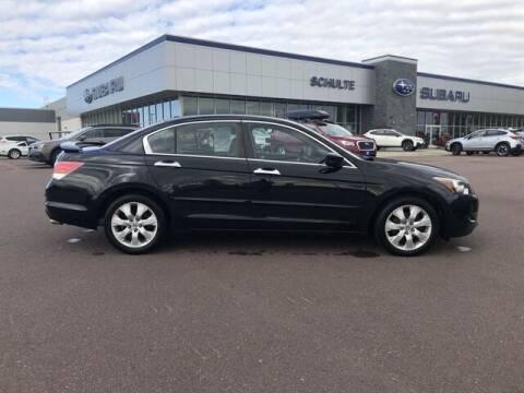 2008 Honda Accord for sale at Schulte Subaru in Sioux Falls SD