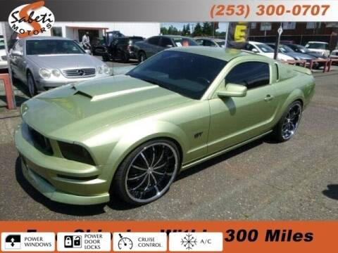 2006 Ford Mustang for sale at Sabeti Motors in Tacoma WA