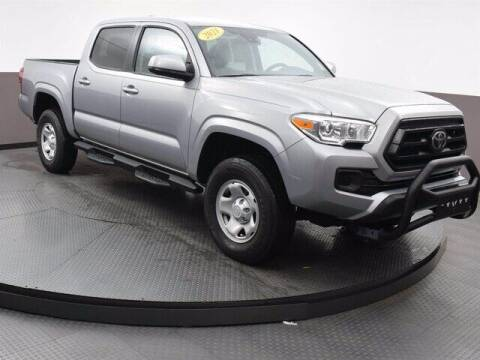 2021 Toyota Tacoma for sale at Hickory Used Car Superstore in Hickory NC