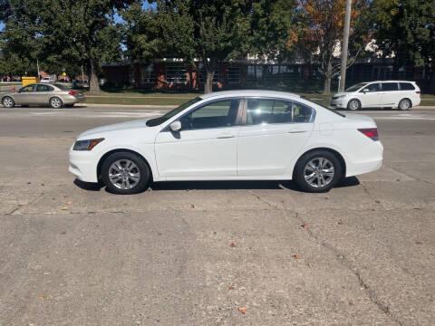 2011 Honda Accord for sale at Mulder Auto Tire and Lube in Orange City IA