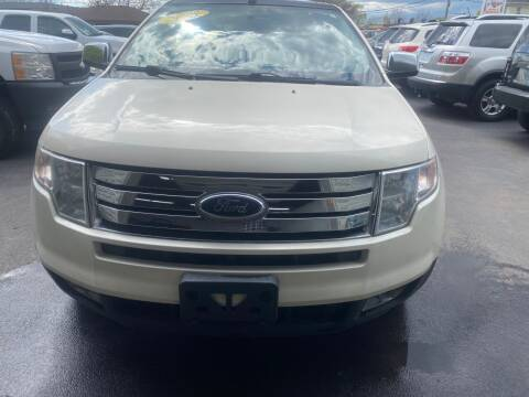 2008 Ford Edge for sale at Right Choice Automotive in Rochester NY