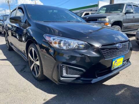 2017 Subaru Impreza for sale at New Wave Auto Brokers & Sales in Denver CO
