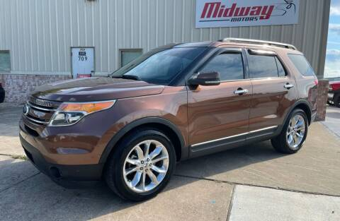 2011 Ford Explorer for sale at Midway Motors in Conway AR