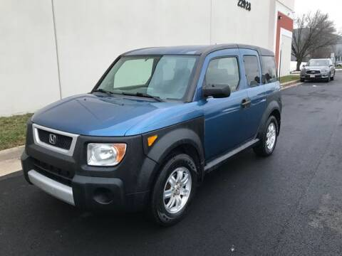 2006 Honda Element for sale at SEIZED LUXURY VEHICLES LLC in Sterling VA