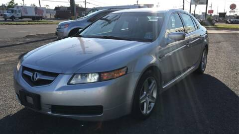 2006 Acura TL for sale at MFT Auction in Lodi NJ