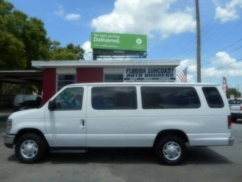 2011 Ford E-Series Wagon for sale at Florida Suncoast Auto Brokers in Palm Harbor FL