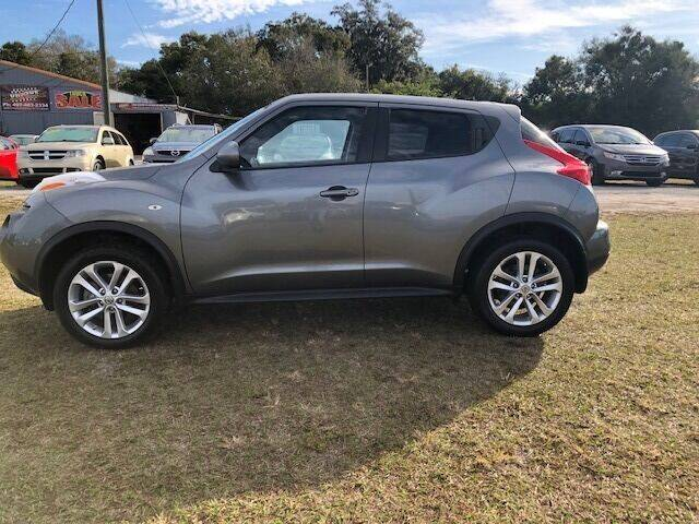 2013 Nissan JUKE for sale at Unique Motor Sport Sales in Kissimmee FL