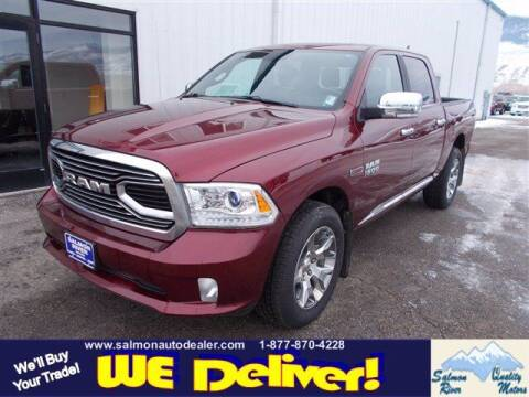 2018 RAM Ram Pickup 1500 for sale at QUALITY MOTORS in Salmon ID