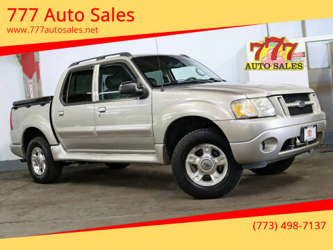 2005 Ford Explorer Sport Trac for sale at 777 Auto Sales in Bedford Park IL