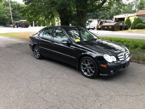 2005 Mercedes-Benz C-Class for sale at Car-Nation Enterprises Inc in Ashland MA