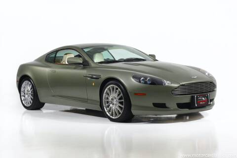 2005 Aston Martin DB9 for sale at Motorcar Classics in Farmingdale NY