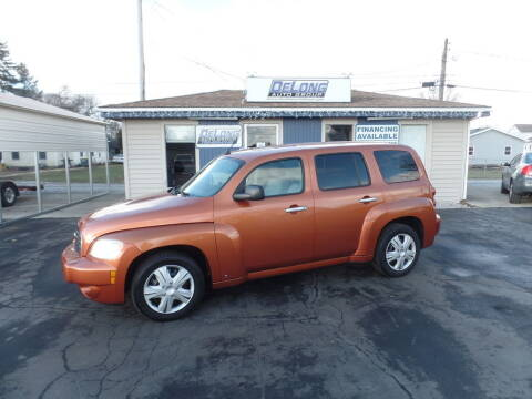 2006 Chevrolet HHR for sale at DeLong Auto Group in Tipton IN