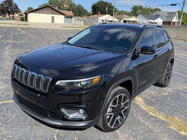 2019 Jeep Cherokee for sale at Star Auto Group in Melvindale MI