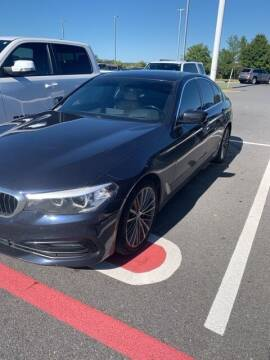 2017 BMW 5 Series for sale at The Car Guy powered by Landers CDJR in Little Rock AR