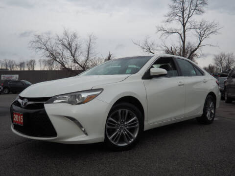 2015 Toyota Camry for sale at AutoCredit SuperStore in Lowell MA