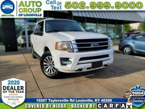 2017 Ford Expedition for sale at Auto Group of Louisville in Louisville KY