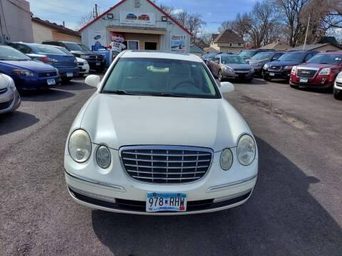 2007 Kia Amanti for sale at Rochester Auto Mall in Rochester MN