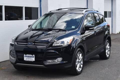 2016 Ford Escape for sale at IdealCarsUSA.com in East Windsor NJ