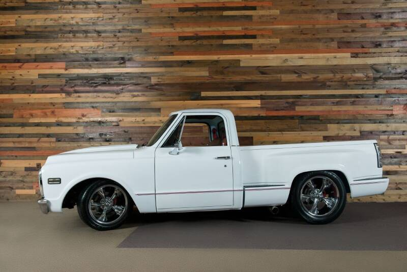 1972 Chevrolet C/K 10 Series for sale at AutoSmart in Oswego IL