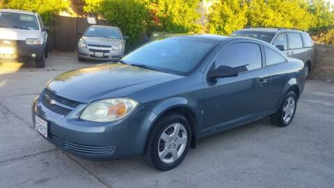 2007 Chevrolet Cobalt for sale at Carspot Auto Sales in Sacramento CA