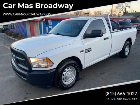 2013 RAM Ram Pickup 2500 for sale at Car Mas Broadway in Crest Hill IL