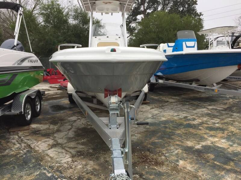 2018 Glasstream 2018-240CCX for sale at Southside Outdoors in Turbeville SC