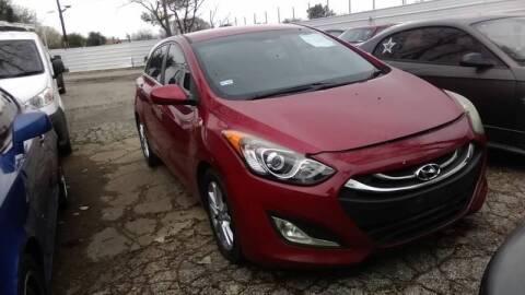 2015 Hyundai Elantra GT for sale at Bad Credit Call Fadi in Dallas TX
