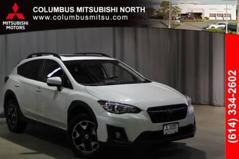 2018 Subaru Crosstrek for sale at Auto Center of Columbus - Columbus Mitsubishi North in Columbus OH