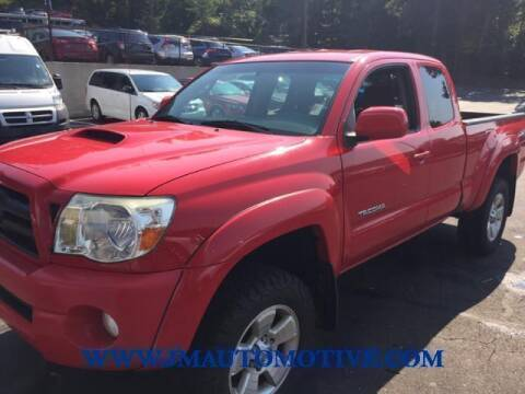 2007 Toyota Tacoma for sale at J & M Automotive in Naugatuck CT