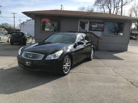 2008 Infiniti G35 for sale at Big Red Auto Sales in Papillion NE