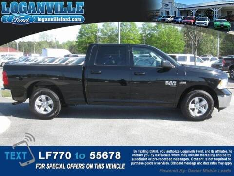 2020 RAM Ram Pickup 1500 Classic for sale at Loganville Quick Lane and Tire Center in Loganville GA