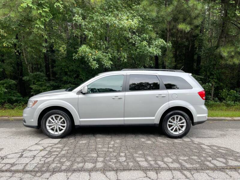 2014 Dodge Journey for sale at MATRIXX AUTO GROUP in Union City GA