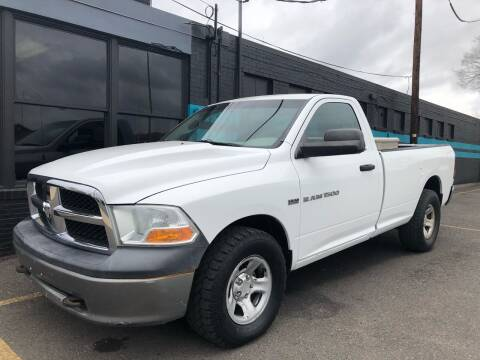 2011 RAM Ram Pickup 1500 for sale at Peppard Autoplex in Nacogdoches TX