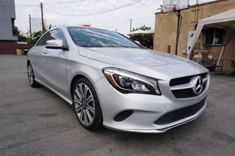 2018 Mercedes-Benz CLA for sale in Los Angeles, CA