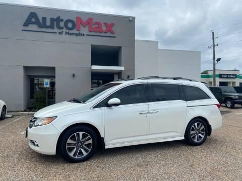 2014 Honda Odyssey for sale at AutoMax of Memphis - Alex Vivas in Memphis TN