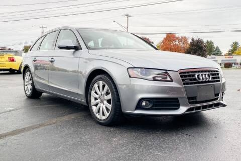 2009 Audi A4 for sale at Knighton's Auto Services INC in Albany NY