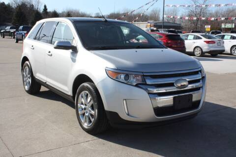 2013 Ford Edge for sale at Sandusky Auto Sales in Sandusky MI