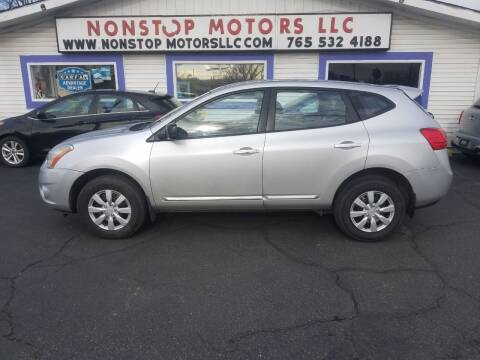 2011 Nissan Rogue for sale at Nonstop Motors in Indianapolis IN