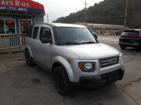 2008 Honda Element for sale at Cars R Us in Binghamton NY