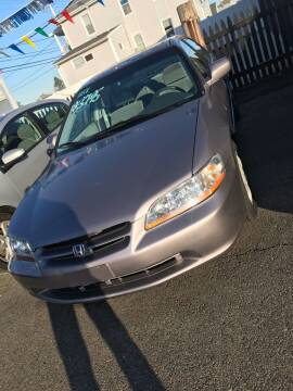 2000 Honda Accord for sale at Bob Luongo's Auto Sales in Fall River MA