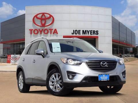 2016 Mazda CX-5 for sale at Joe Myers Toyota PreOwned in Houston TX