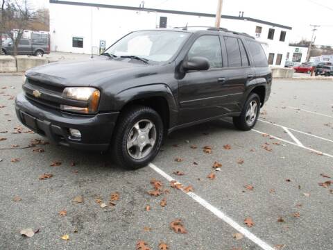 2005 Chevrolet TrailBlazer for sale at Route 16 Auto Brokers in Woburn MA