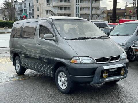 1995 Toyota Granvia for sale at JDM Car & Motorcycle LLC in Seattle WA