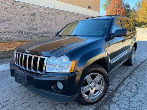 2005 Jeep Grand Cherokee for sale at Gwinnett Luxury Motors in Buford GA