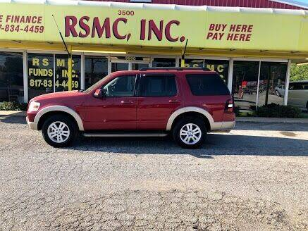 2010 Ford Explorer for sale in Fort Worth, TX