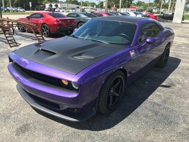 2018 Dodge Challenger for sale at Denny's Auto Sales in Fort Myers FL