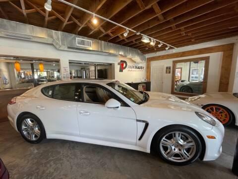 2012 Porsche Panamera for sale at PARKHAUS1 in Miami FL